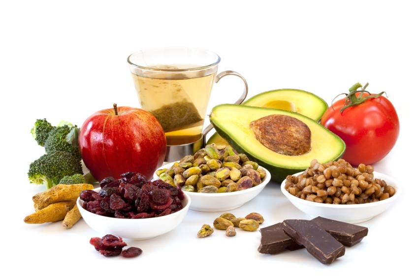 Good Food Works - Antioxidants